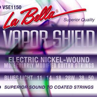 La Bella Vapor Shield -kitarankielet