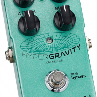 TC Electronic Hyper Gravity TonePrint-kompressori-pedaali
