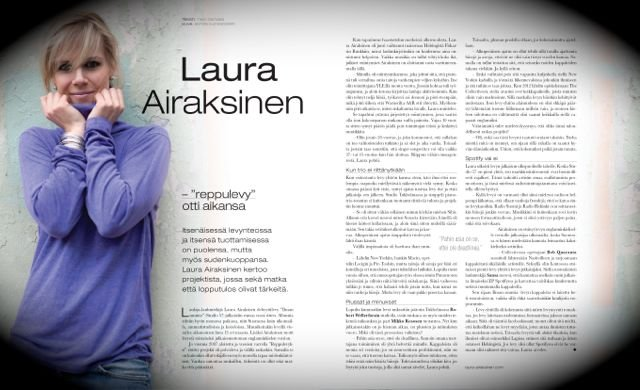 Laura Airaksinen