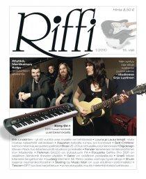 Riffi 1/2010 kansi