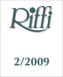 Riffi_2/2009_kansi