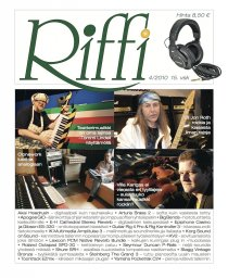 Riffi 4/2010 kansi