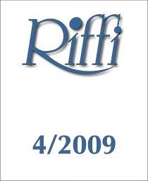 Riffi 4/2009 kansi