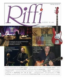 Riffi 6/2010 kansi