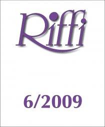 Riffi 6/2009 kansi