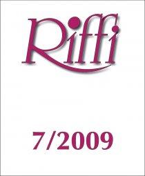 Riffi 7/2009 kansi