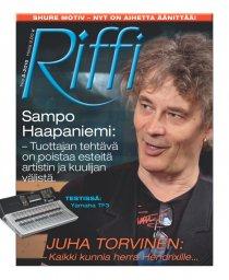Riffi 5/2015 kansi