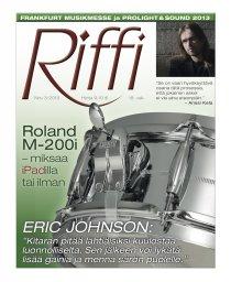 Riffi 3/2013