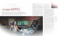 Anssi Kippo Astia-studiolla
