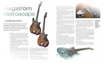 Hagström Retroscape kitarat Riffin testissä