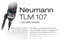Neumann TLM 107 testi Riffi