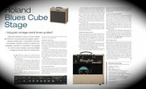 Roland Blues Cube Stage