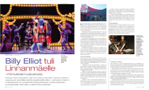 Helsingin KAupunginteatteri Billy Elliot -musikaali