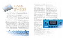 Boss SY-300 testi Riffi