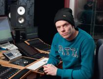 Antti Riihimäki alias DJ RZY Riffi ©Tommi Psa