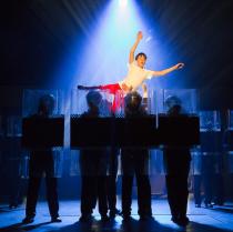 Helsingin Kaupunginteatteri Billy Elliot ©Mirka Kleemola