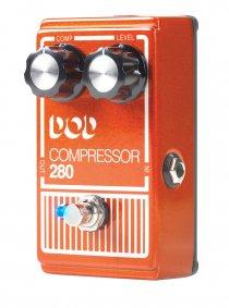 Dod 280 Compressor efektipedaali Riffi