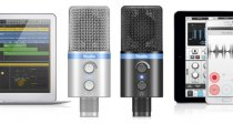 IK Multimedia iRig studio mikrofoni