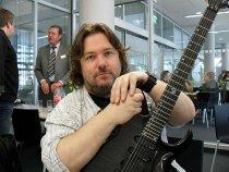 Tommy Denander @ Frankfurt Musikmesse / Riffi