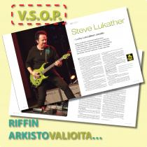 Steve Lukather @Riffi ©Juha Seila