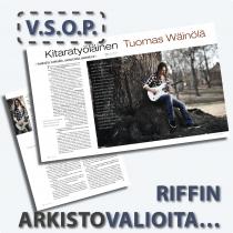 Tuomas Wäinölä @Riffi