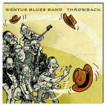 Wentus Blues Band Throwback
