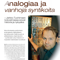 Jarkko Tuohimaa, Neuroactive ©Kati Tuohimaa