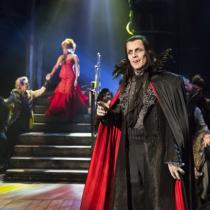 Vampyyrien Tanssi @ Helsingin kaupunginteatteri ©Mirka Kleemola