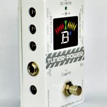 Caline CP-09-viritysmittari-virtalähde