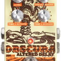 Digitech Obscura delay-pedaali