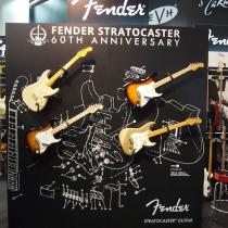 Fender Stratocaster 60th