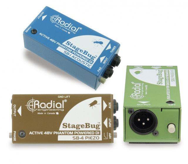 Radial Stage Bug  @Riffi ©Tommi Posa