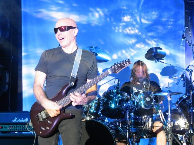 Joe Satriani @ Circus Helsinki ©Matti Rinne