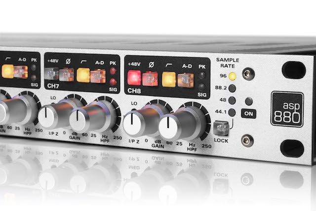 Audient ASP880 Interface
