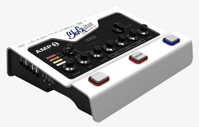 BluGuitar Amp1 -kitaravahvistin