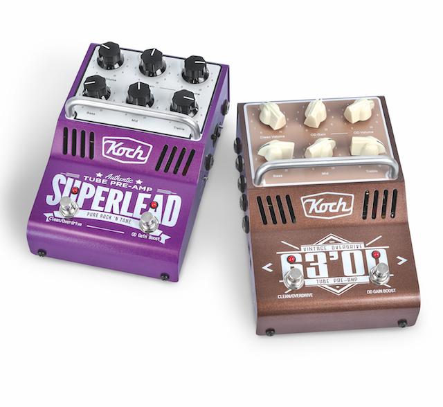Koch Superlead & 63od -etuvahvistimet