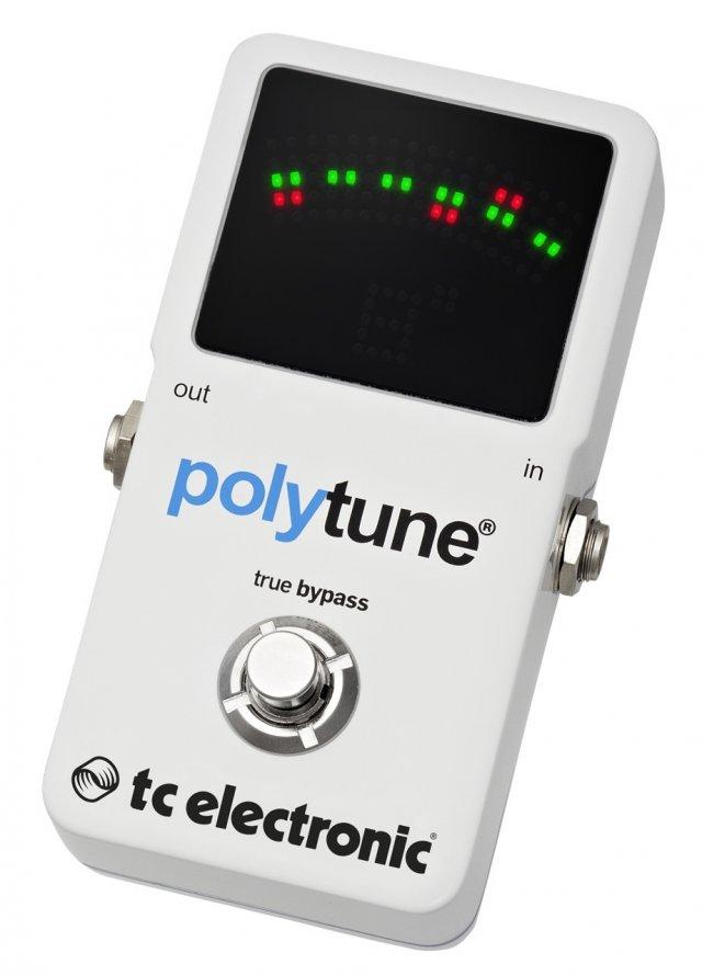 TC Electronic Polytune 2, Riffi