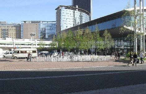 Frankfurt Musikmesse 2011 Riffi