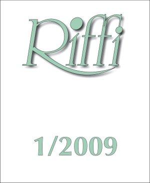 Riffi 1/2009 kansi